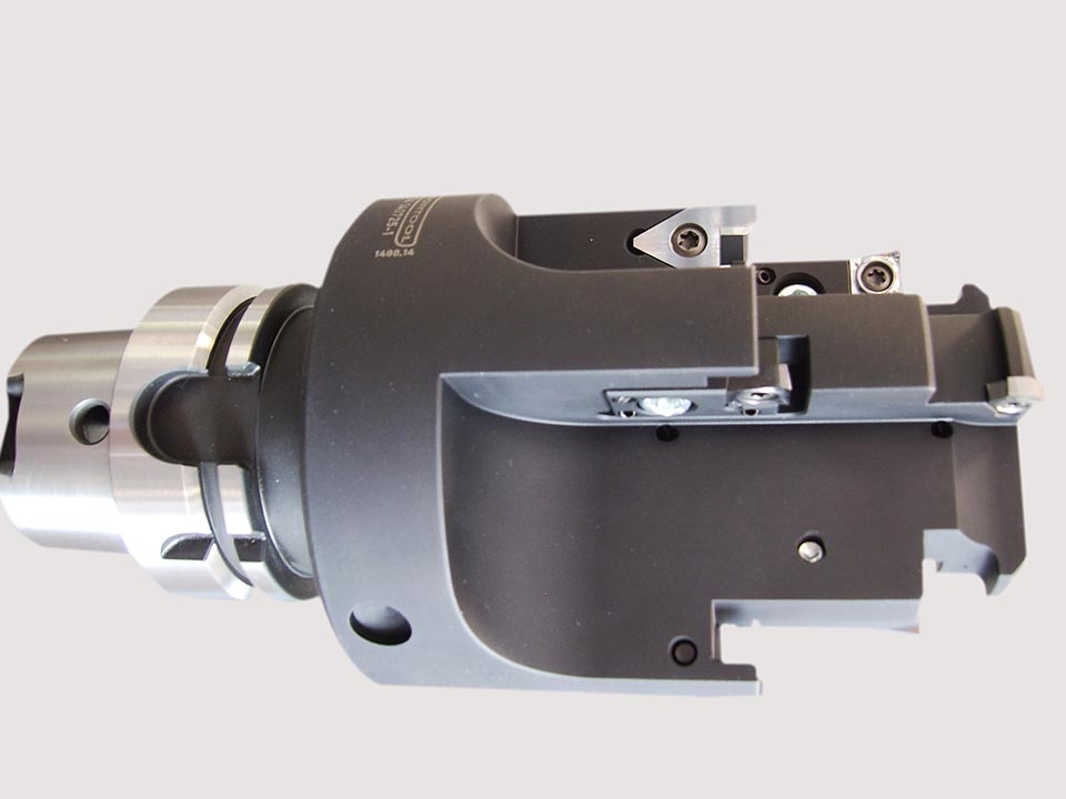 WSP - Indexable inserts Special solutions as shaft tools, various interfaces